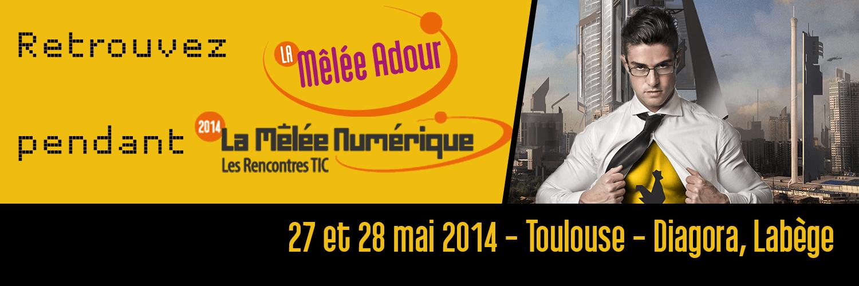 La Mêlée Numérique 2014