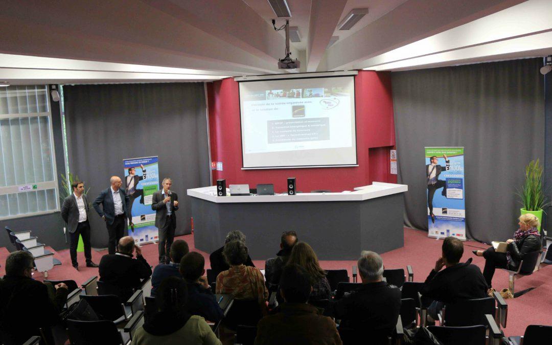 Lancement du concours innovation ERDF 2015 à Tarbes