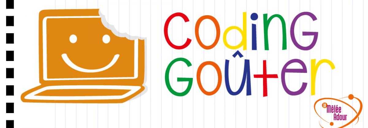Coding Goûter : le code pour les enfants – 5 février 2020
