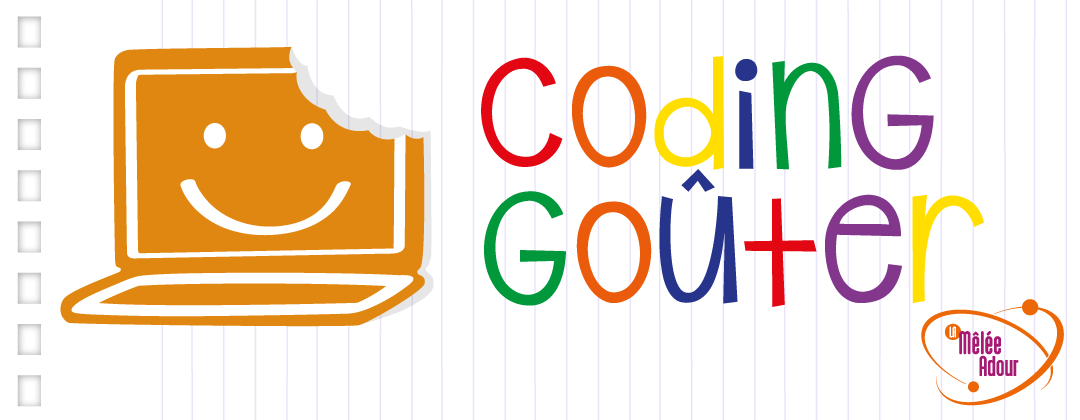 Coding Goûter : le code pour les enfants – 22 mai 2019