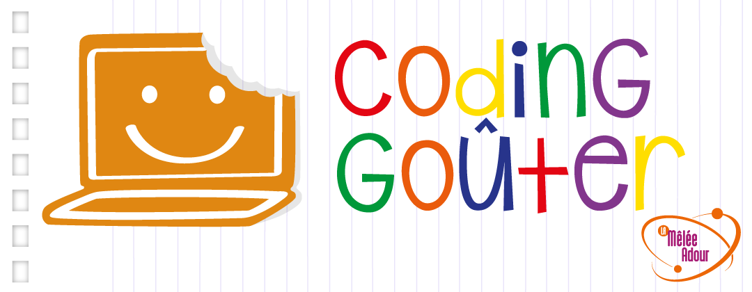 Coding Goûter : le code pour les enfants – 6 novembre 2019