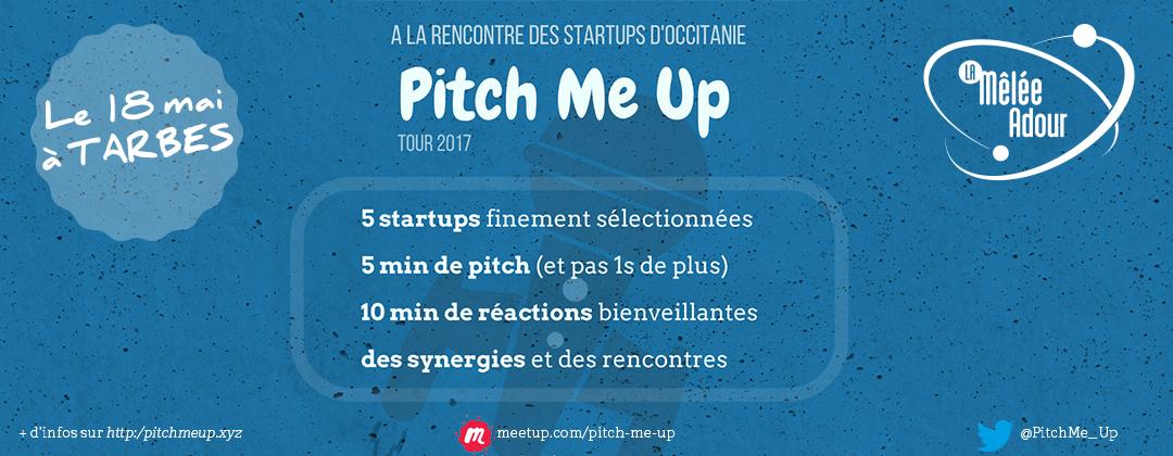 Pitch Me Up – Tarbes – 18 mai 2017