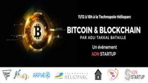 adn startup bitcoin et blockchain