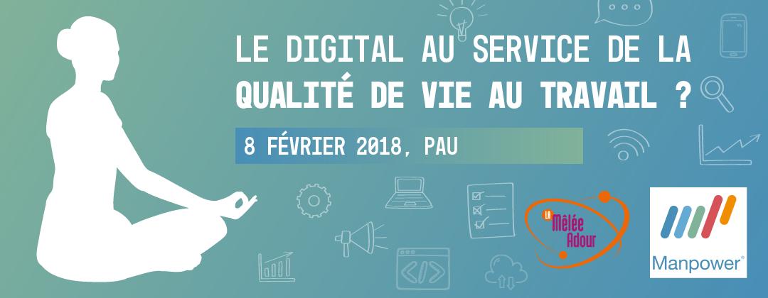 Le digital au service de la Qualité de Vie au Travail ?