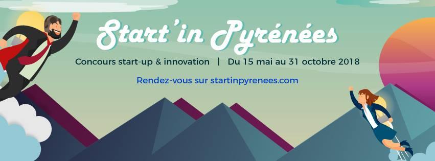 Concours Start In Pyrénées propulsé par la Communauté d'Agglomération Tarbes-Lourdes-Pyrénées