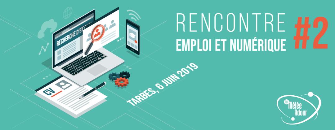 2ème Rencontre emploi et numérique