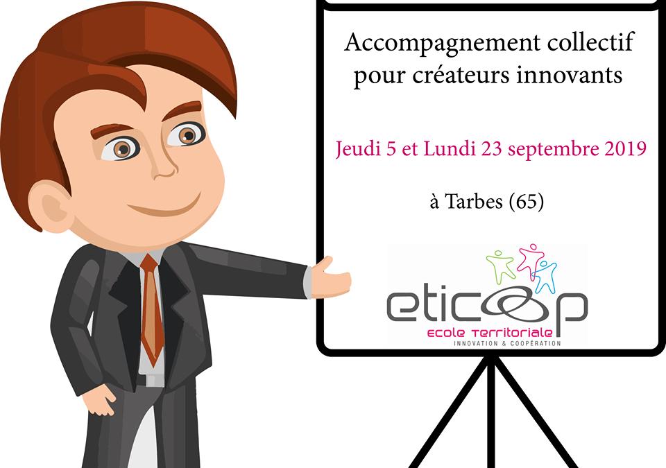 Masterclass « Propulsez votre idée » – 5 et 23 septembre 2019 à Tarbes