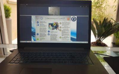 Webconférence Sécurité pour la protection de votre entreprise