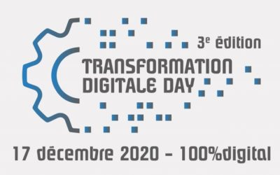 Transformation Digitale Day – 17 décembre 2020 100% digital